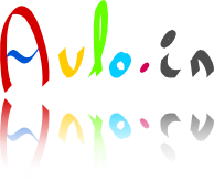 Aulo.in logo text